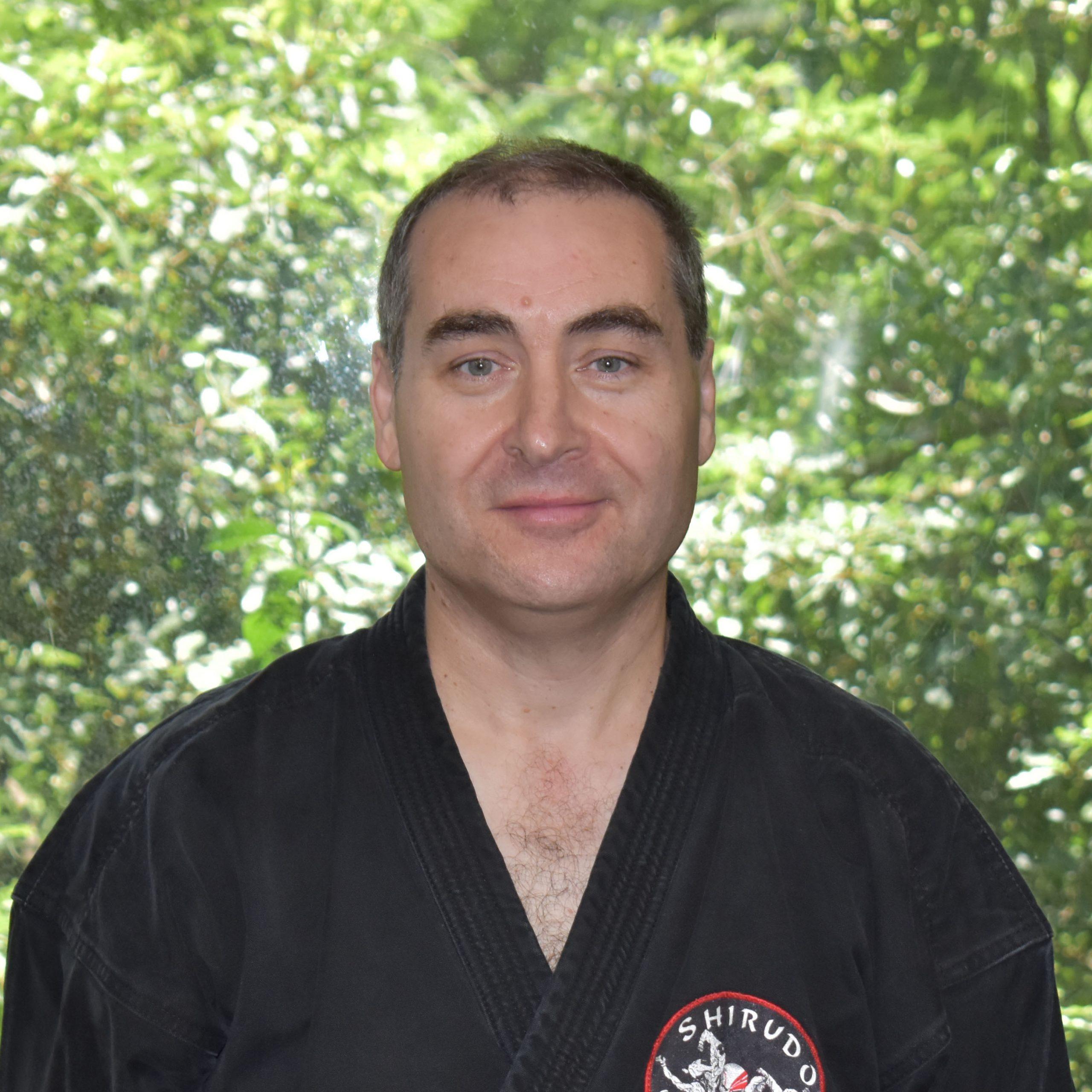 JOHN TOCHER SHIRUDO HYBRID CHIEF INSTRUCTOR